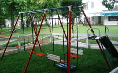 Lisa Marie's Swing Set