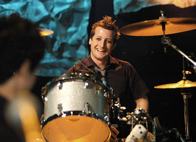 Green Day's Tre Cool