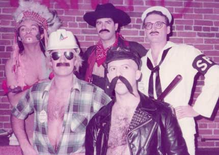 BlottoAsVillagePeople28Oct1983