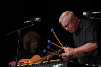 Gary Burton and Pat Metheny