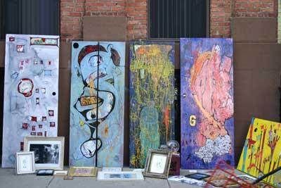 Chip Fasciana Sidewalk Gallery