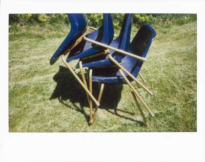 Joe Putrock: Four Chairs
