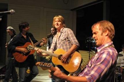 Trevor MacArthur, Blake Christiana, Rod Hohl