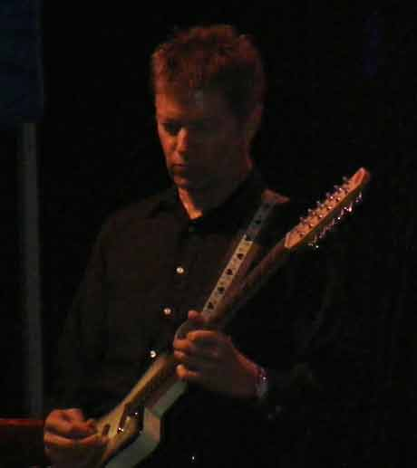 Incomparable guitarist Nels Cline