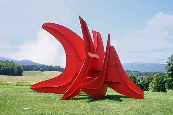 Alexander Calder: Five Swords