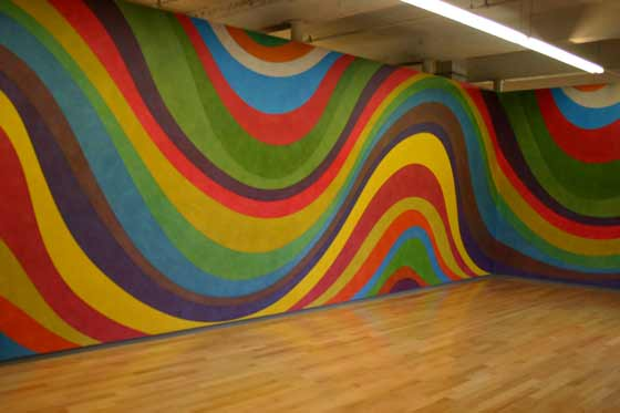 Sol Lewitt: Wall Drawing 793B