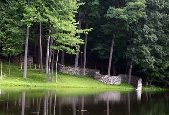 Andy Goldsworthy: Storm King Wall
