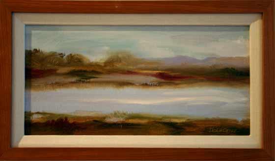 Valerie DelaCruz: Marsh Suite II
