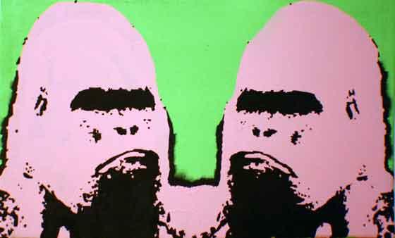 Samson Contompasis: Gorillas