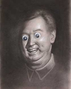 Bryan Heggie: Googly Eyes # 2