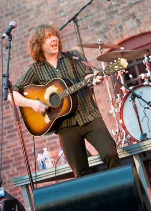 Ben Kweller (photo by Martin Benjamin)