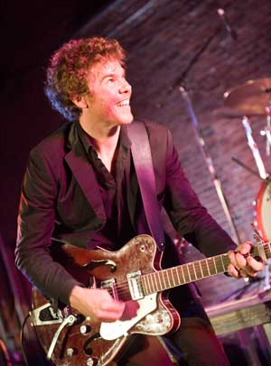 Josh Ritter (photo by Martin Benjamin)