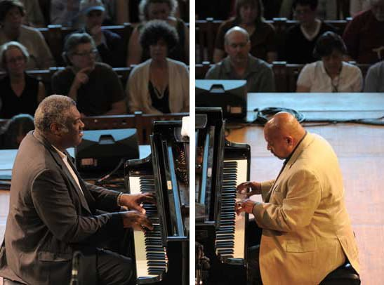 Mulgrew Miller and Kenny Barron