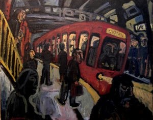 Thor Wickstrom: Metro Rouge
