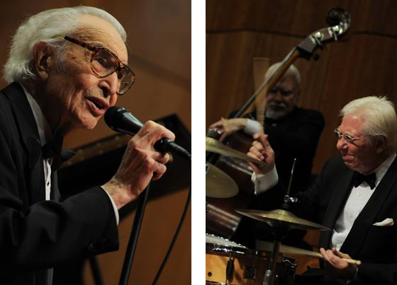 Dave Brubeck, Michael Moore, Randy Jones