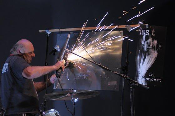"""Werner """"Zappi"""" Diermaier, electric sander virtuoso"""