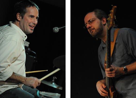 Doug Kline and Lucas Ruedy