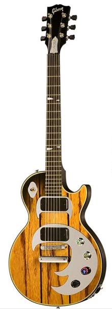 Gibson's Dusk Tiger Guitar