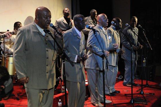 The Heavenly Echoes Gospel Singers