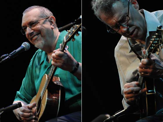 David Bromberg and Barry Mitterhoff