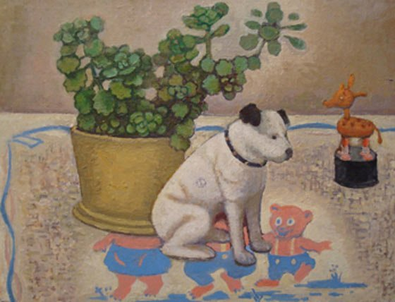 Ruth Leonard: Nipper Still Life