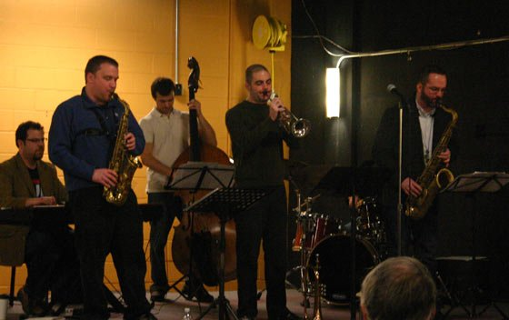 The Steve Lambert Sextet
