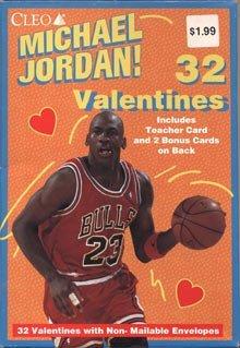 Vintage Michael Jordan Valentines