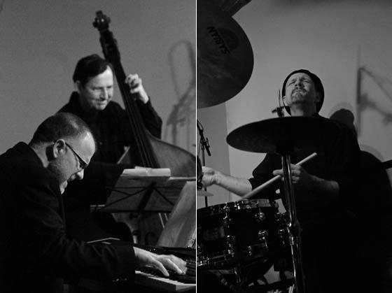 Jon Werking, Otto Gardner and David Calarco