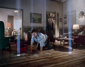 Gregory Crewdson: Untitled (Dylan on the Floor)