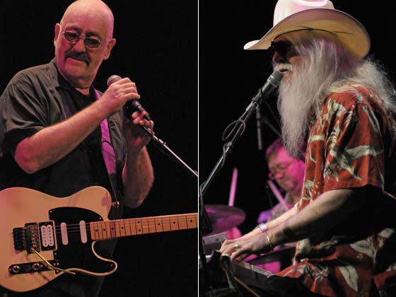 Dave Mason and Leon Russell