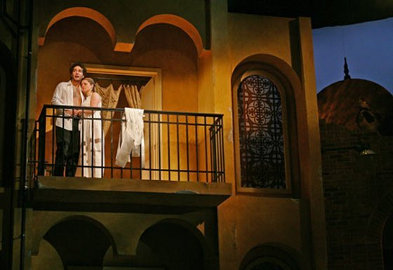 NYSTI's production of Romeo and Juliet