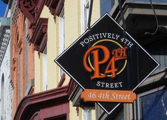 Positively Fourth Street, Troy