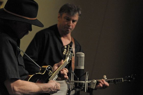 Jim Bevins and Steve Lutke