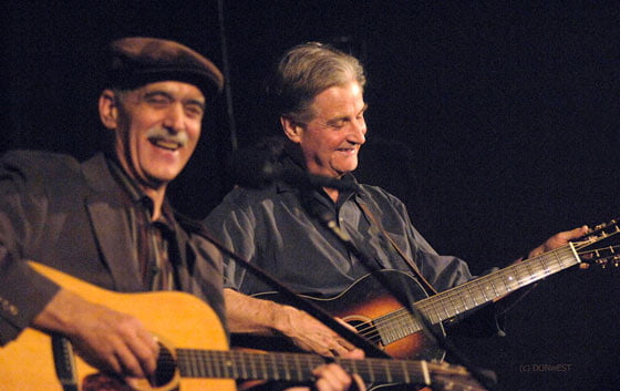Jim Kweskin and Geoff Muldaur