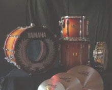 Levon Helm Drumkit