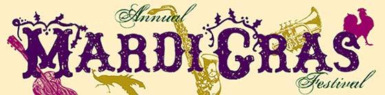 Saratoga Mardi Gras Festival