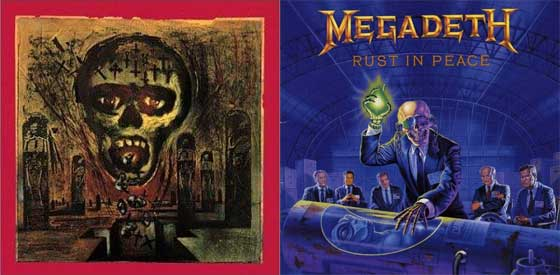 Slayer/Megadeth