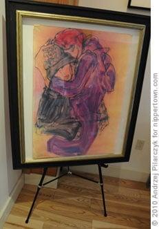 Dino Danelli Painting