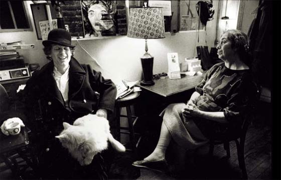 John Hartford and Lena Spencer