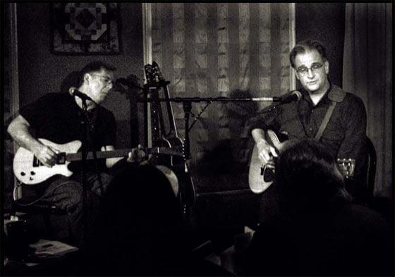John Sebastian and Geoff Muldaur