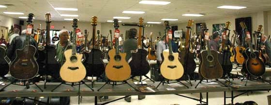Capital Region Guitar Show