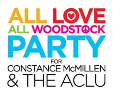 All Love All Woodstock Party