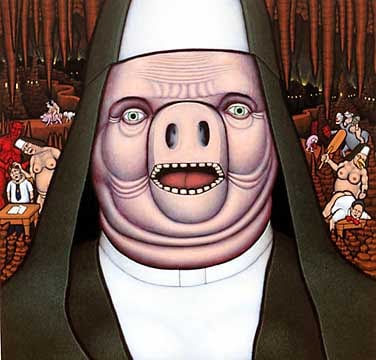 Slowinski: Demon Nun
