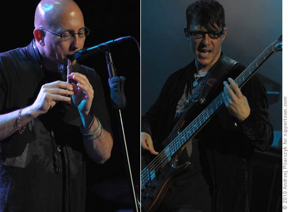 Jeff Coffin And Stefan Lessard