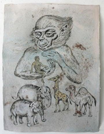 Ken Polinski: Voyage to Brobdingnag