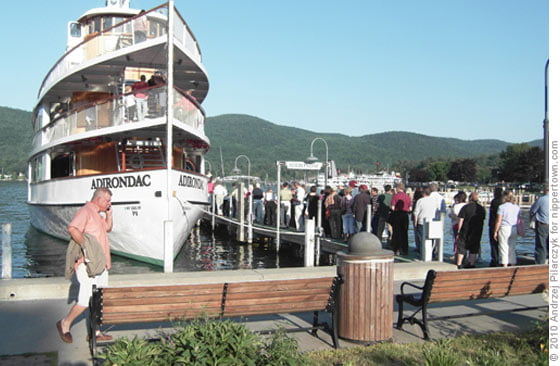 The Lake George Arts Project: Annual Summer Sunset Cruise