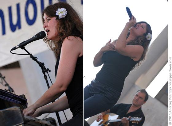 Paula Cole @ Troy River Street Festival