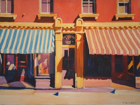 Roger Mason: Two Awnings