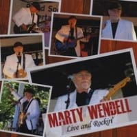 Marty Wendell: Live and Rockin'