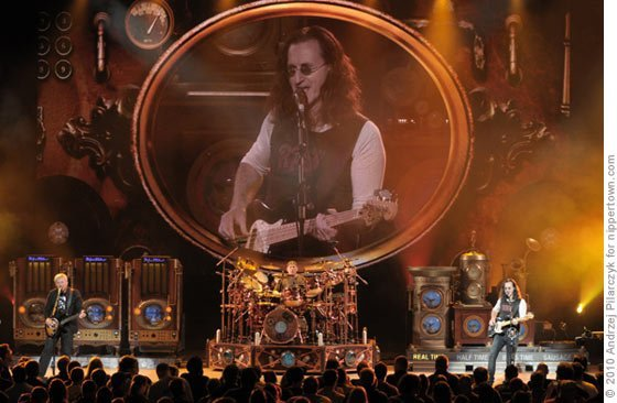 Rush: Geddy Lee